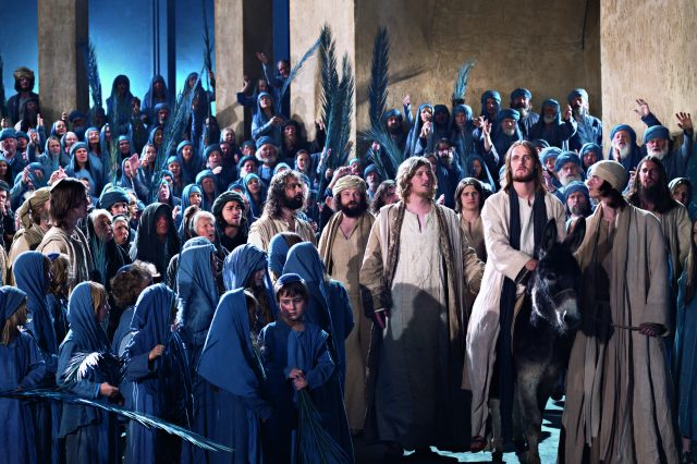 Oberammergau Passion Play for groups